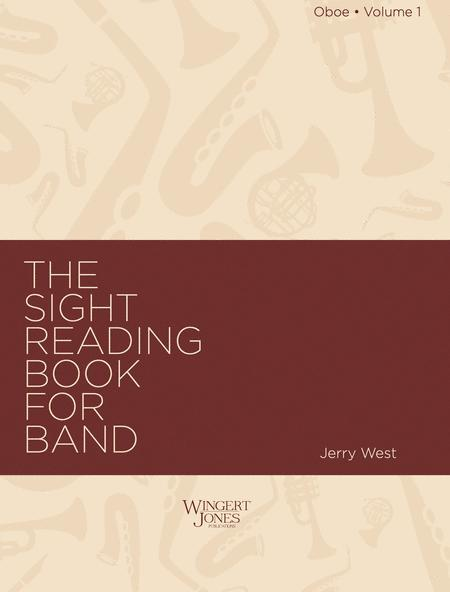 Sight Reading Book for Band, Vol. 1 - Oboe