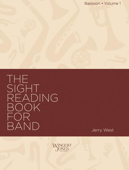 Sight Reading Book for Band, Vol. 1 - Bassoon