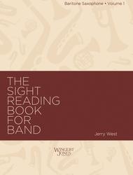 Sight Reading Book for Band, Vol. 1 - Baritone Sax