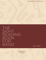 Sight Reading Book for Band, Vol. 1 - Snare Drum