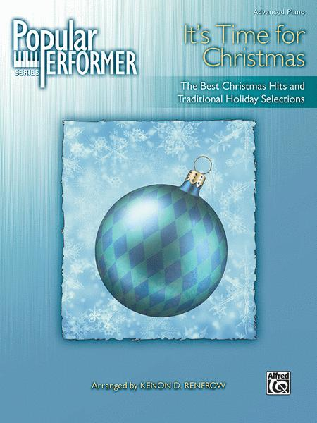 Popular Performer -- It's Time for Christmas