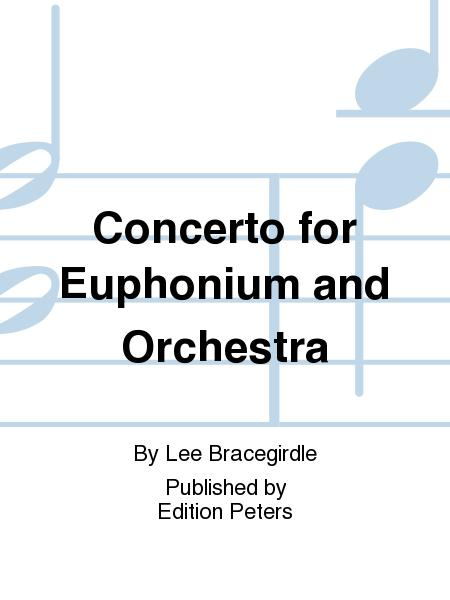 Concerto for Euphonium and Orchestra