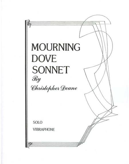 Mourning Dove Sonnet