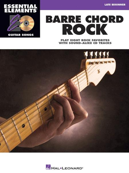 Barre Chord Rock