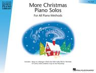More Christmas Piano Solos - Prestaff Level