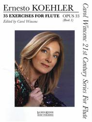 35 Exercises for Flute, Op. 33