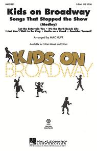 Kids on Broadway: Songs That Stopped the Show