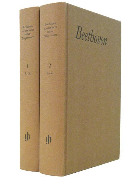 Beethoven aus der Sicht der Zeitgenossen