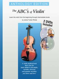 The ABCs Of Violin: Anthology Edition