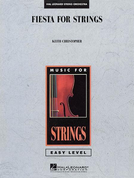 Fiesta for Strings