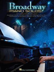 Broadway Piano Solos