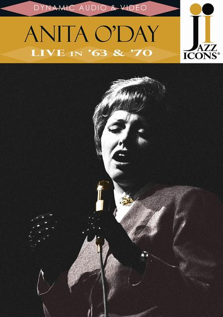 Anita O'Day - Live in '63 & '70