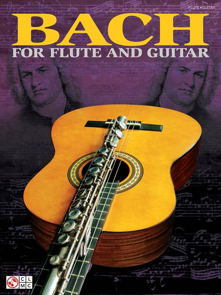 Bach for Flute and Guitar