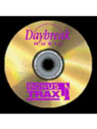Daybreak Music BonusTrax CD, Vol. 3 No. 1