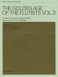The Golden Age of the Flutists, Vol. 3