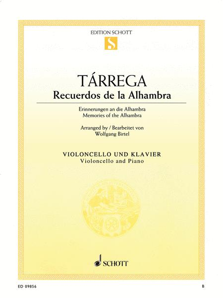 Recuerdos de la Alhambra (Memories of the Alhambra)