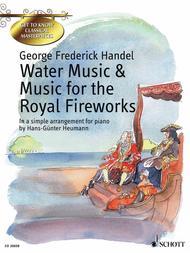Water Music - Music For The Royal Fireworks HWV 348, 349, 350, 351
