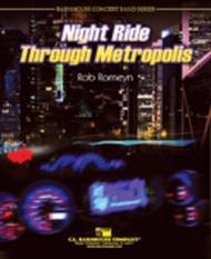 Night Ride Through Metropolis