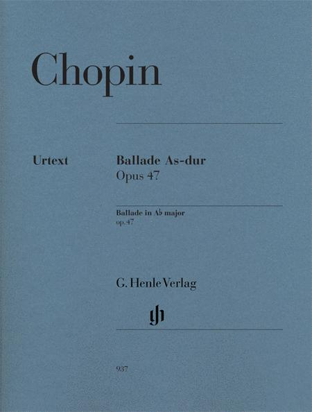 Ballade in A-flat Major, Op. 47