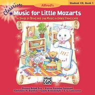 Classroom Music for Little Mozarts -- Student CD, Book 1