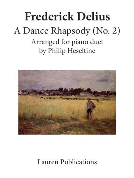 A Dance Rhapsody ( No. 2)
