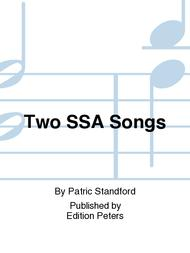 Two SSA Songs