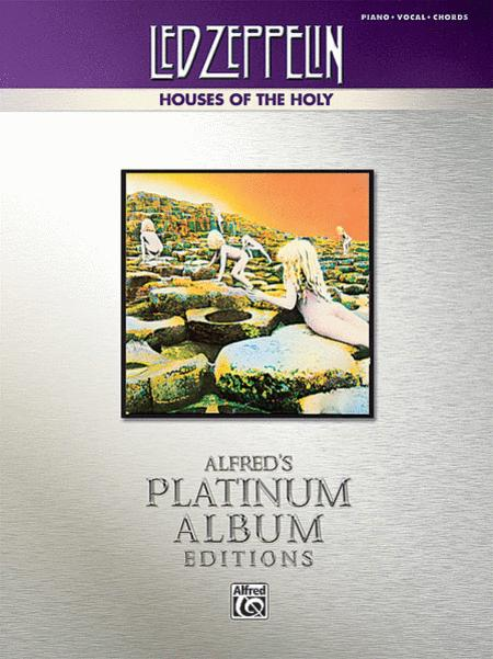 Led Zeppelin -- Houses of the Holy Platinum
