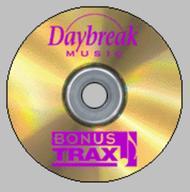 Brookfield Press/Daybreak Music BonusTrax CD - Vol. 9, No. 1