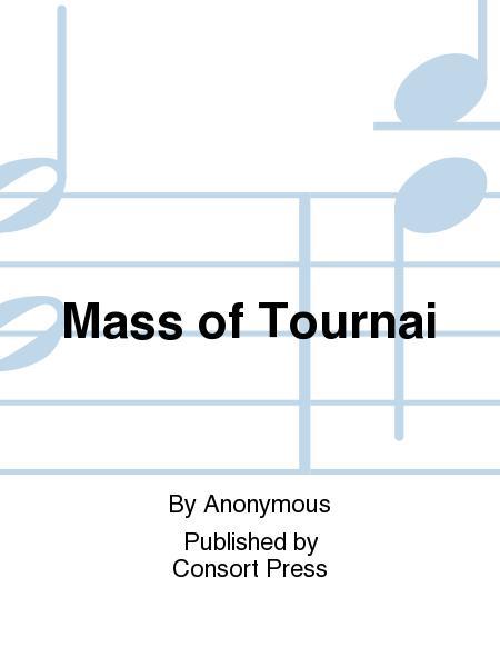 Mass of Tournai (Full/Choral Score)