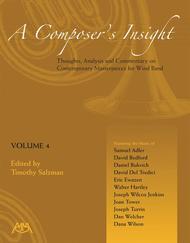 A Composer's Insight - Volume 4