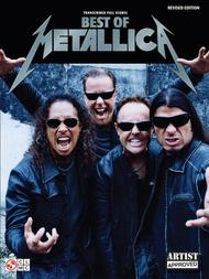 Best of Metallica - Transcribed Full Scores
