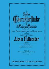 Sechs Charakterstucke, Op. 53
