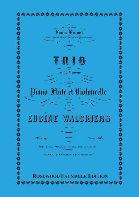 Trio, Op. 97