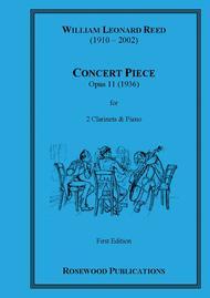 Concert Piece, Op. 11