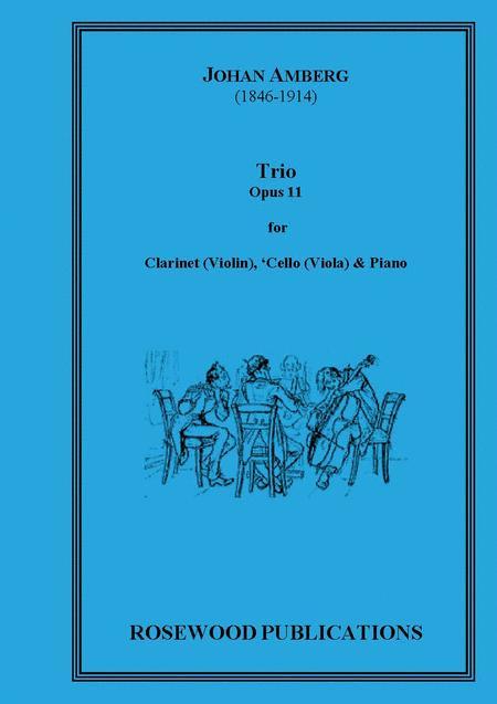 Trio, Op. 11