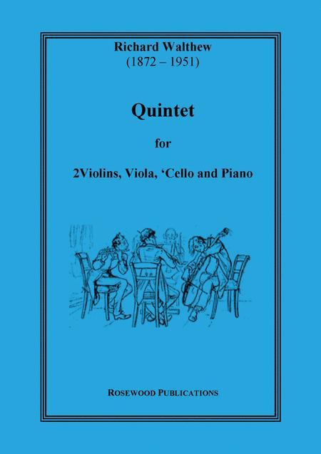Quintet in F minor