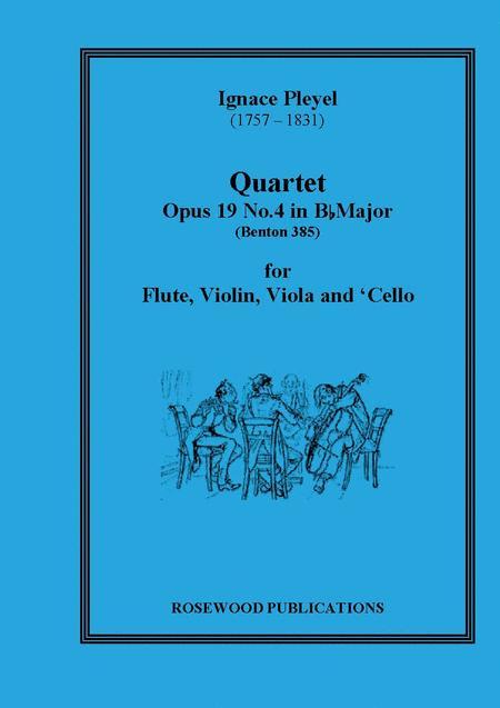 Quartet, Op. 19/4