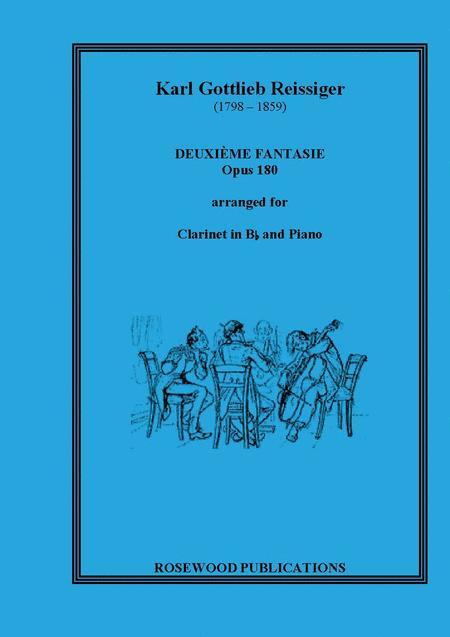 Deuxieme Fantasie, Op. 180