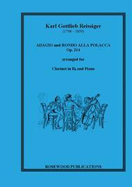 Adagio & Rondo-Polacca, Op. 214