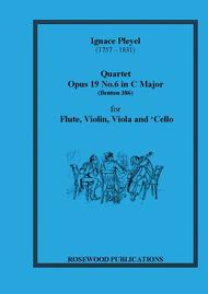 Quartet, Op. 19/6