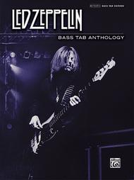 Led Zeppelin -- Bass TAB Anthology Authentic Bass TAB  ByLed Zeppelin