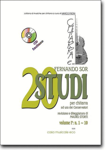 20 studi vol 1