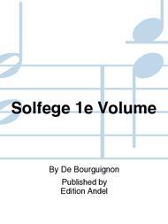 Solfege 1e Volume