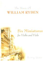 Six Miniatures for Violin and Viola