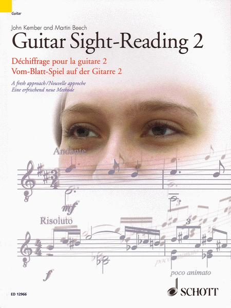 Guitar Sight-Reading 2 Vol. 2