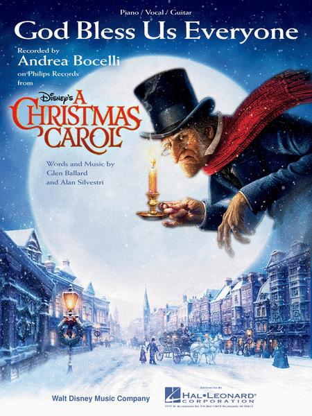 God Bless Us Everyone from Disney's A Christmas Carol