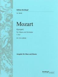 Oboe Concerto in C major K. 314 (285d)