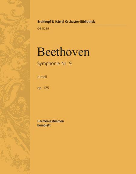 Symphonie Nr. 9 d-moll op. 125
