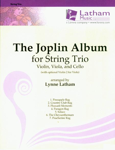 The Joplin Album for String Trio
