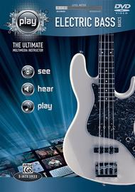 Alfred's PLAY Electric Bass Basics
